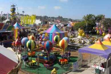 Del Mar Fairgrounds Seating Chart, Del Mar Fairgrounds Tickets, Del ...