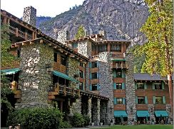 Yosemite National Park Lodging