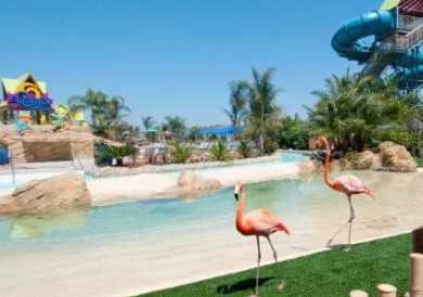 Water parks in San Diego