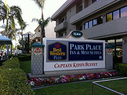 Best Western Park Place Disneyland Area Hotels