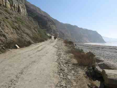 Blacks Beach Salk Canyon Road La Jolla Farms UCSD Entrance