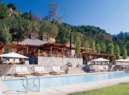 Calistoga Resorts and Spa