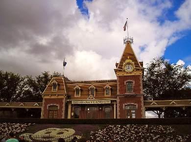 Disneyland Open Rainy Days