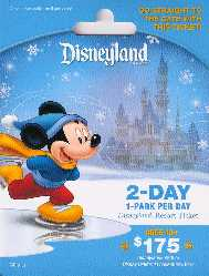 Cheap Tickets Disneyland California