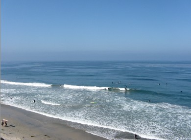 Grandview Beach Leucadia