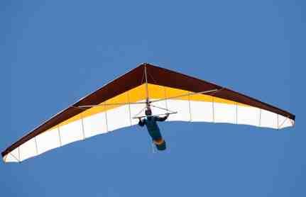 Torrey Pines Hang Gliding