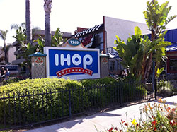IHOP Restaurant near Disneyland