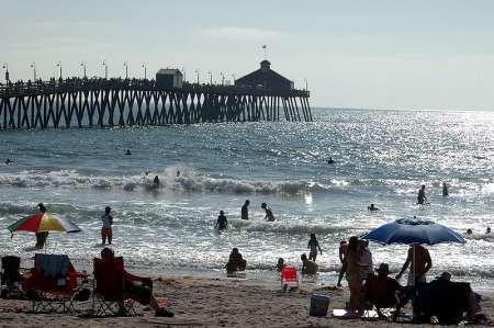 California Beaches Imperial Beach