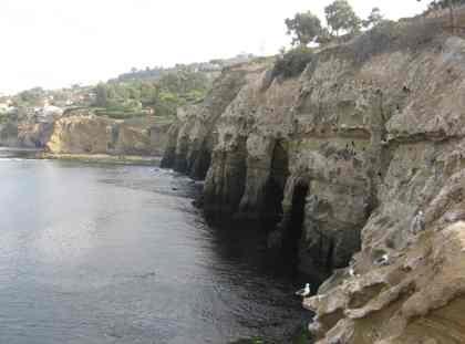 La Jolla Sea Caves