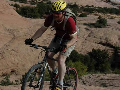Mountain Biking in San Diego