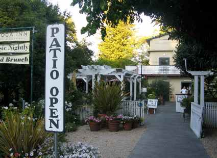 Calistoga Restaurants