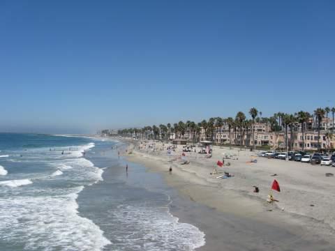 San Diego Beach Camping In Southern California