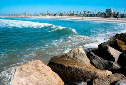 Oceanside Beach California