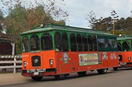 Old Town Trolley San Diego
