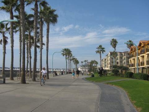 Pacific Beach San Go Por