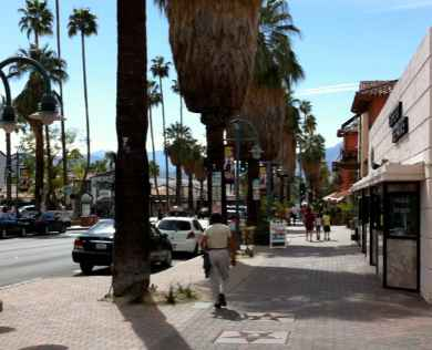 Palm Springs CA Vacations