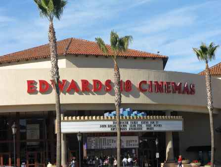 San Diego Movie Theaters