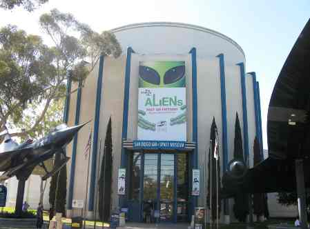 San Diego Museums Air and Space Free Tuesday Balboa Park