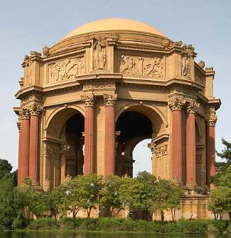 The Exploratorium at the Palace of Fine Arts