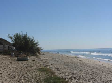 San Onofre Beaches