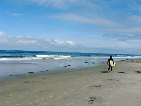 Best Beach in San Diego for Surfing