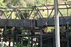 Universal Studios California bridge