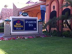 Best Western Anaheim Inn