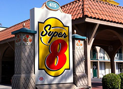 Super 8 Motel Near Disneyland