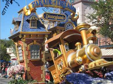 Disneyland Hours