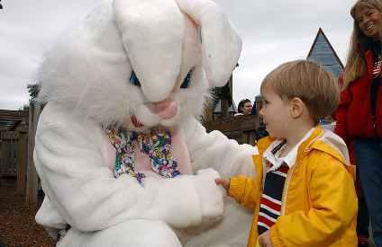 San Diego Easter Egg Hunts