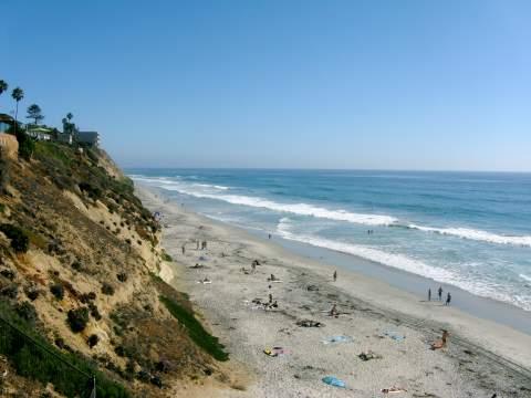 Encinitas beaches