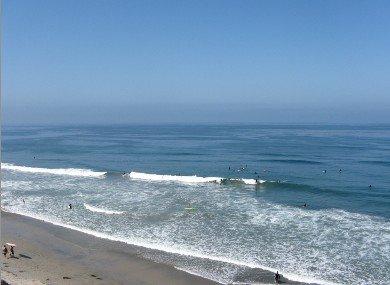 Grandview Beach Leucadia