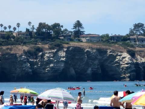 La Jolla Kayaking