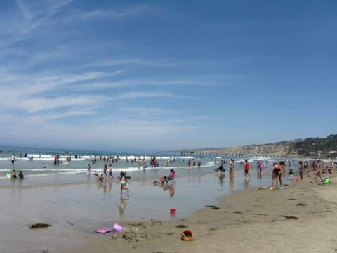 Best San Diego beach