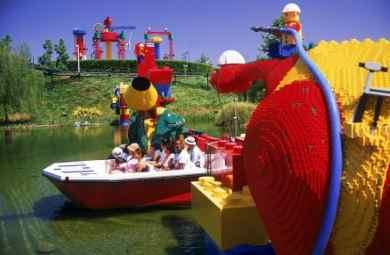 Legoland San Diego California Theme Park Water park
