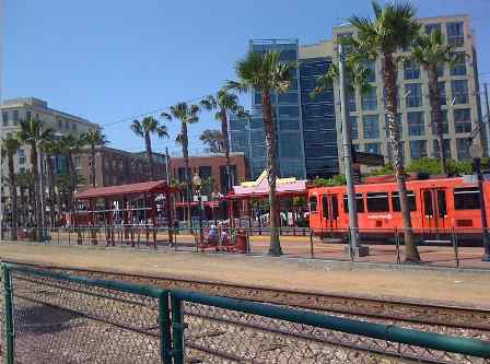 San Diego Gas Lamp District