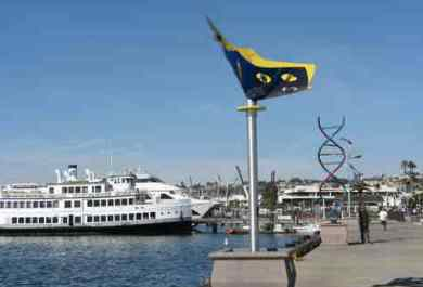 San Diego Event Embarcadero