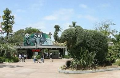 San Diego Zoo Balboa Park