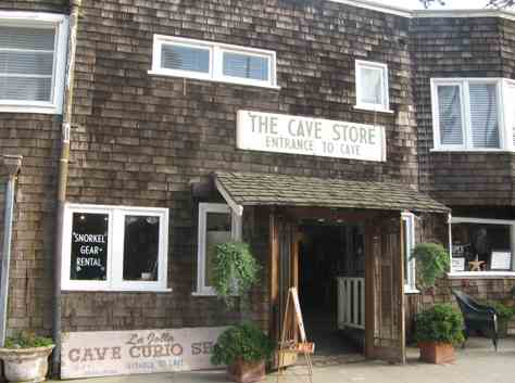 La Jolla Sea Cave Store