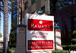 Ramada Plaza Anaheim Resort